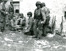 Paratroopers of the 501st PIR, 101st AB