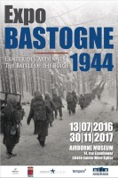 Bastogne 1944, the battle of the Bulges Airborne Museum Ardennes